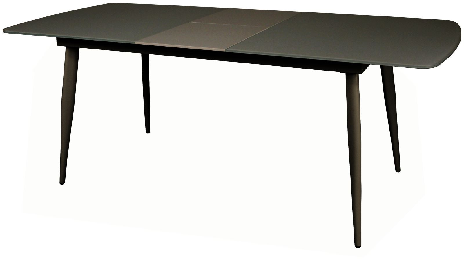 CONTEMPORARY Large Dining Table - Grey