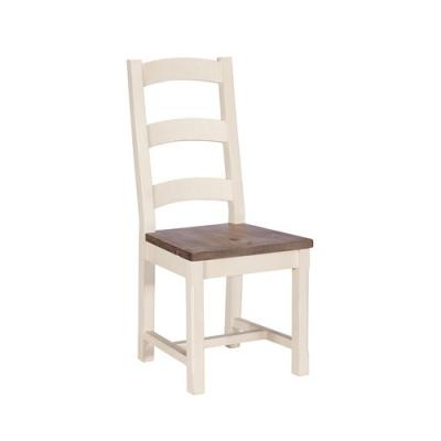 COTSWOLD Wooden Seat Dining Chair