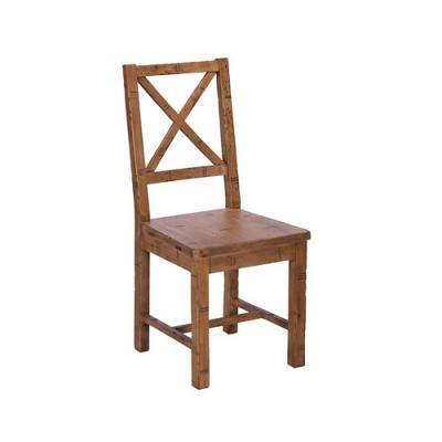 NIXON Cross Back Dining Chair