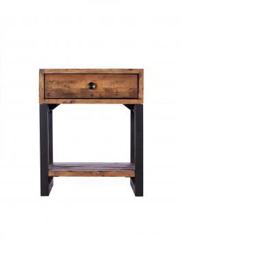 NIXON 1 Drawer Lamp Table