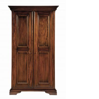 NORMANDIE Double All Hanging Wardrobe