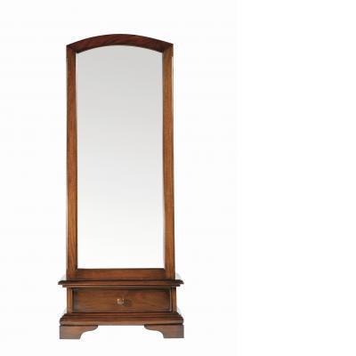 NORMANDIE Cheval Mirror