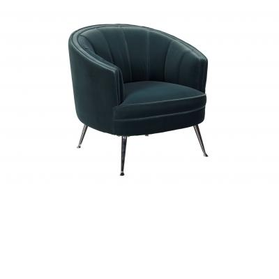 OCCASIONAL Mariah Occasional Chair (Teal)