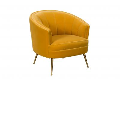 OCCASIONAL Mariah Occasional Chair (Yellow)