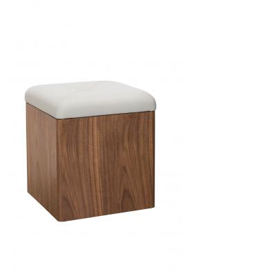 PANACHE Upholstered Bedroom Stool