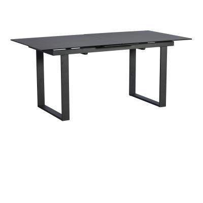 PANAMA 176cm-216cm Extending Dining Table (Dark Grey)