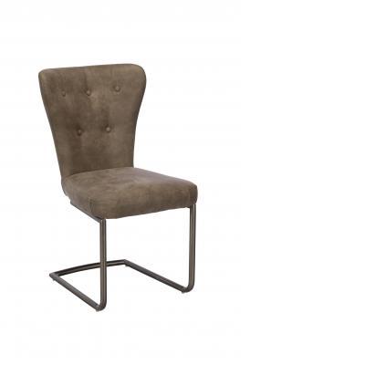 PETRA Oscar Dining Chair (Grey)