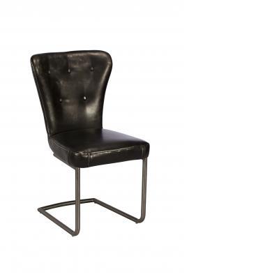 PETRA Oscar Dining Chair (Silver)