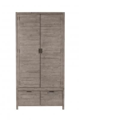 TUSCAN Double Wardrobe