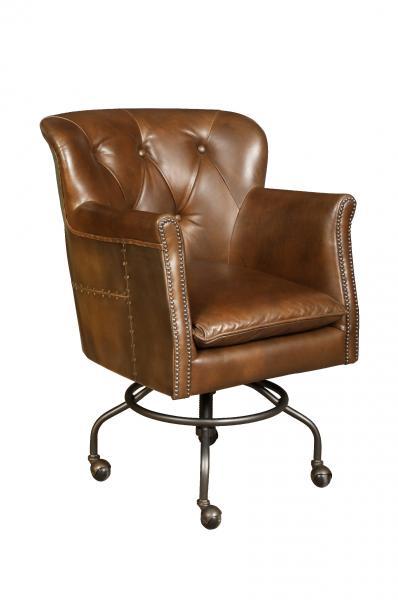 AVIATOR Gladiator Office Chair - Vintage Jet Brass