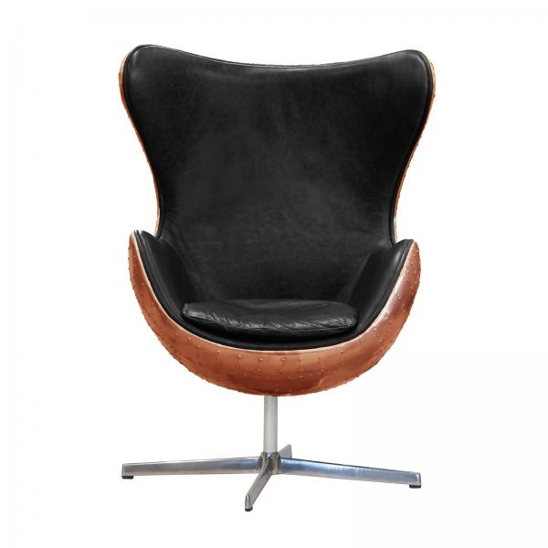 AVIATOR Keeler Chair - Copper Metal Finish