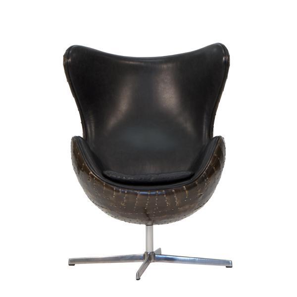 AVIATOR Keeler Chair - Vintage Jet Brass