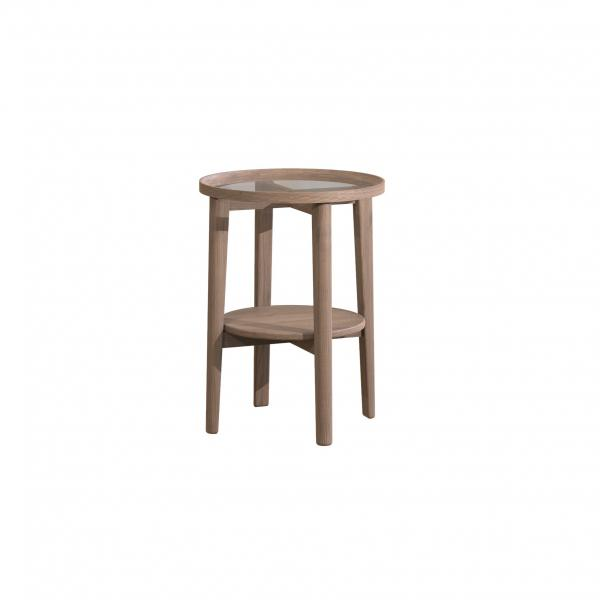 TAMBOUR Holcot Side Table