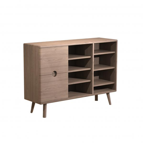 TAMBOUR Holcot Sofa Back Bookcase