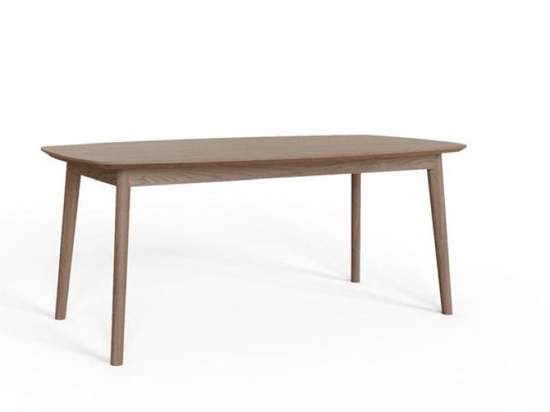 TAMBOUR Grey Extending Dining Table
