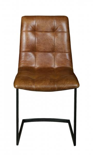 Contempo Leo Chair - Metal Leg