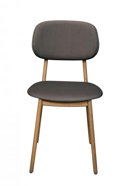 Upholstered Bari Chair - Bespoke Seat and Back