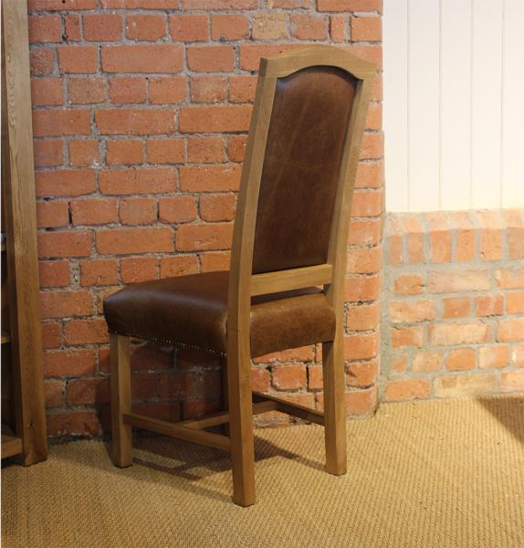 Upholstered Chancellor Chair