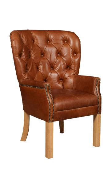 Upholstered Heanor Chair