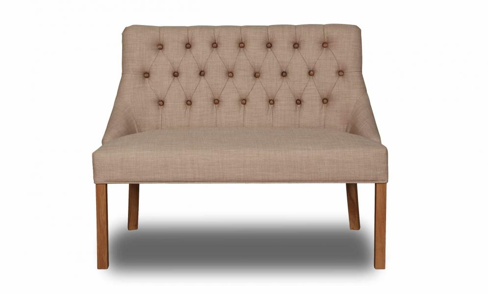 Upholstered Stanton Love Seat 110 (2 seater)