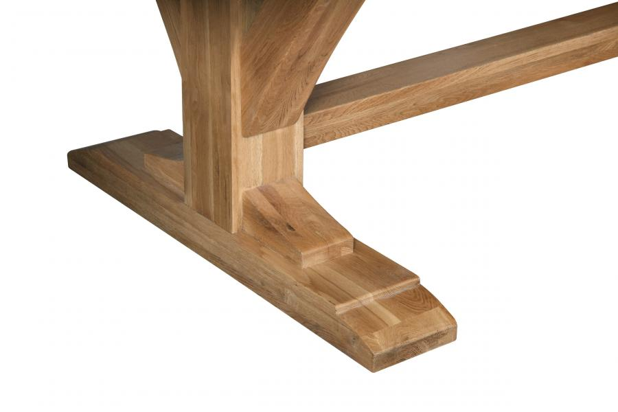 BLOOMSBURY Dining Table (W10) Finish