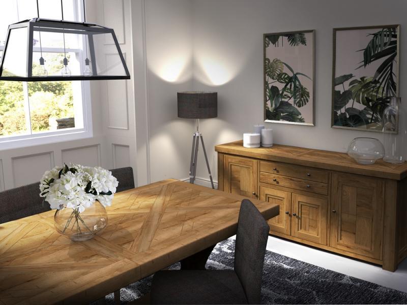 Carlton Oak - BLOOMSBURY - Living & Dining