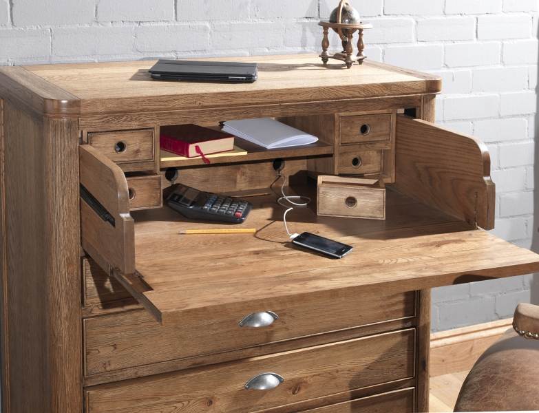 COPELAND Chest Desk (CP120) Finish