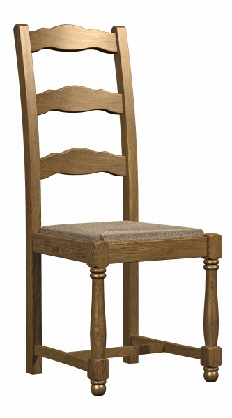 COPELAND Ladder Back Dining Chair KD (CP120) Finish..