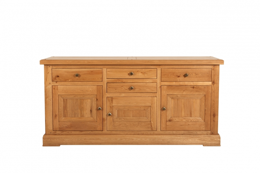 LYON 3 Door Sideboard (W10) Finish