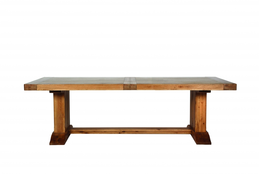 WINDERMERE Monastery Extending Dining Table (W10) Finish