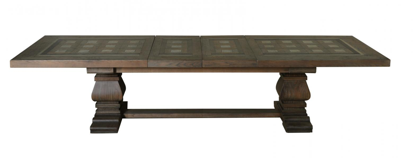 MANOR Centurion 2500 Extending Dining Table