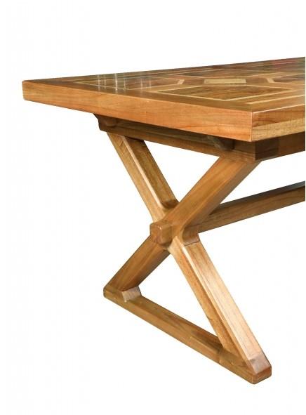 MANOR Welbeck Standard (1600) Extending Dining Table