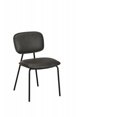 Olivia Dining Chair (Grey PU)
