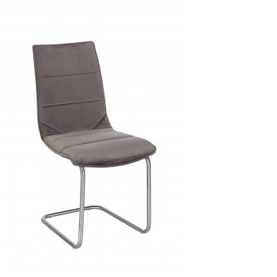 Marta Dining Chair  (Velvet & PU)