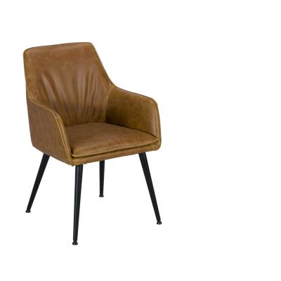 Oliver Arm Chair (Tan)