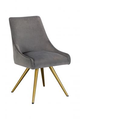 Amy Dining Chair (Grey)
