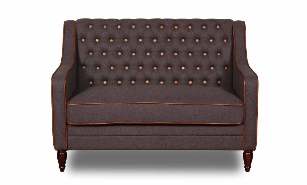 VINTAGE Holbeck Club 2 Seater Sofa