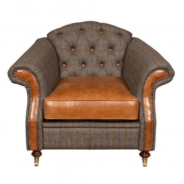 VINTAGE Hornby Chair