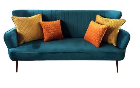VINTAGE Malmo 3 Seater Sofa