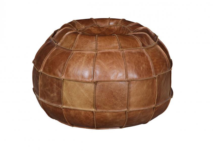VINTAGE Bean Bag Atom - 3L Cerato Leather