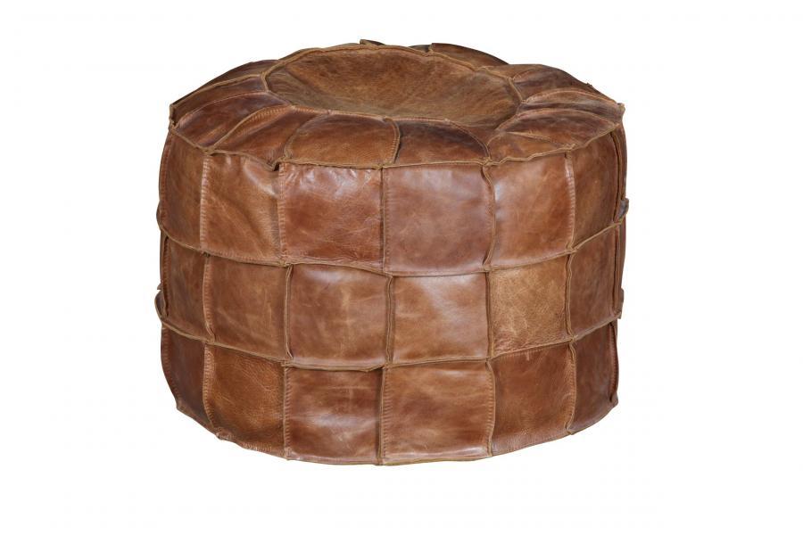 VINTAGE Bean Bag Drum - 3L Cerato Leather