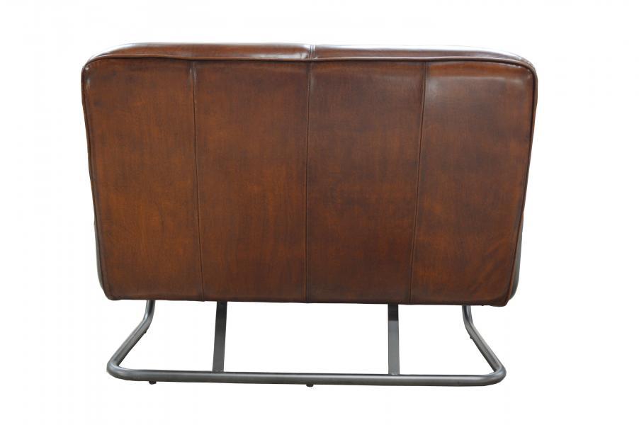 VINTAGE Pullman 2 Seater Bench