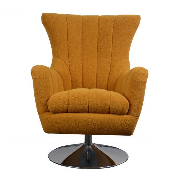 VINTAGE Vigo Chair (Malham / Saffron)