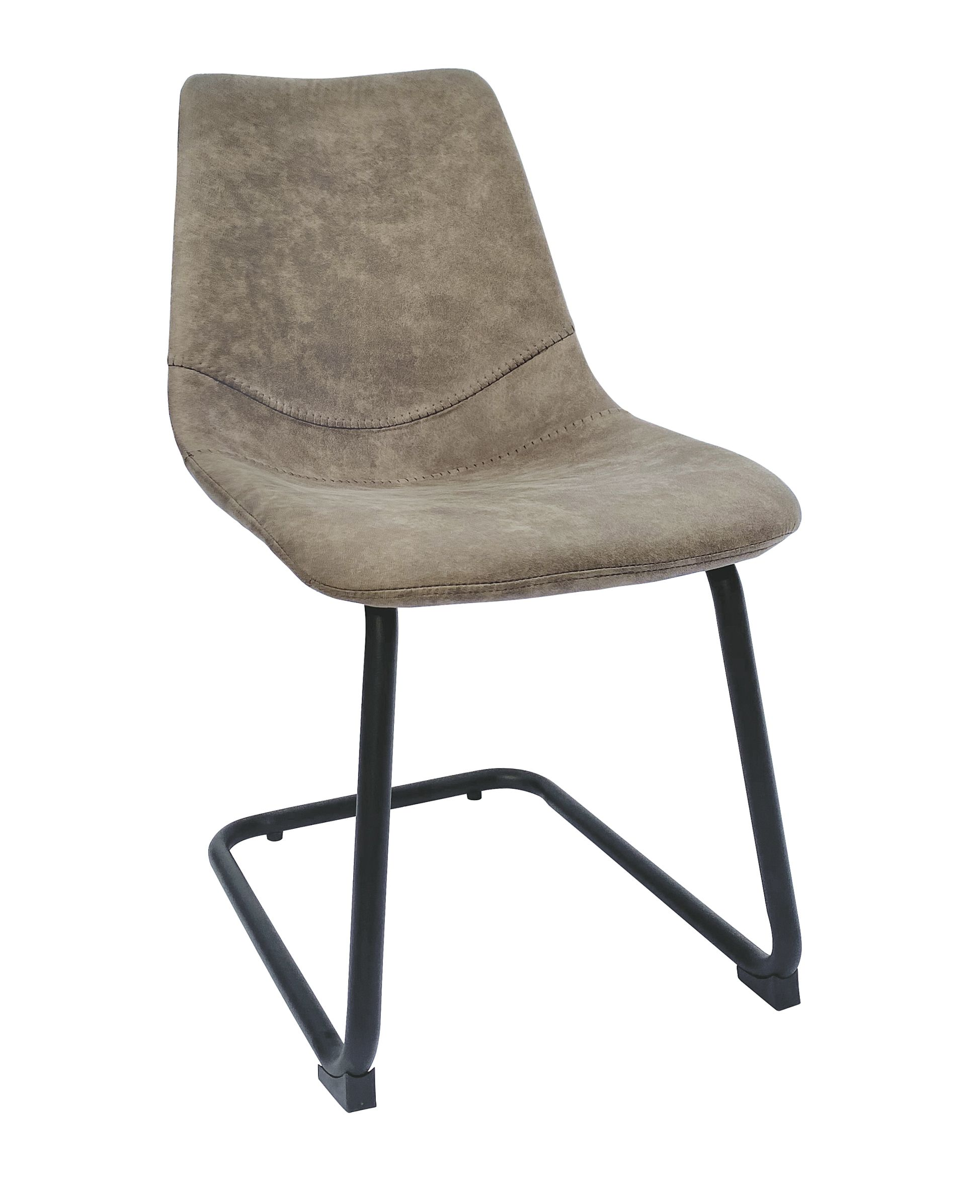 AUBURN Chair Putty PU Leather