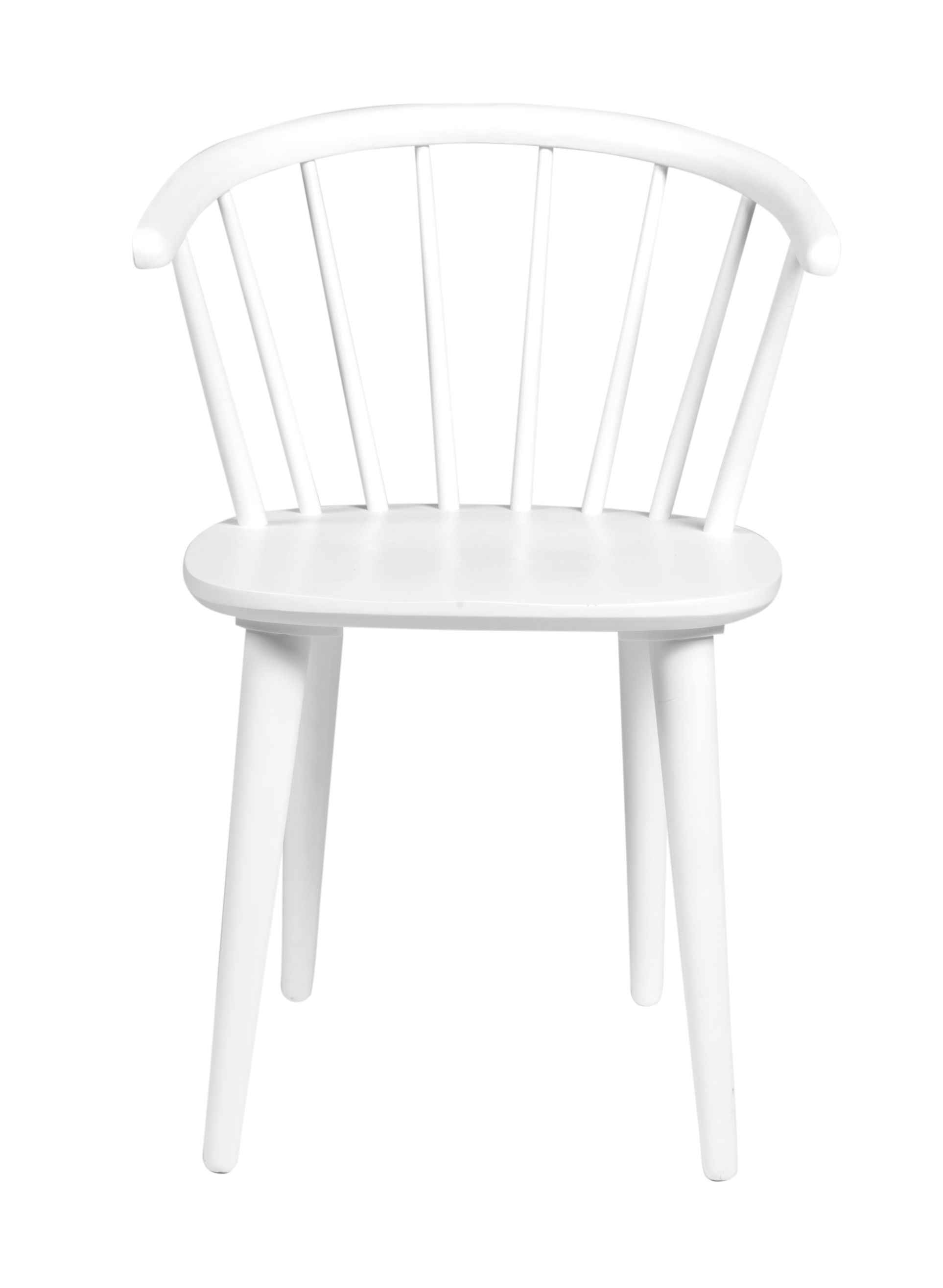 DAWSONE Carmen White Chair