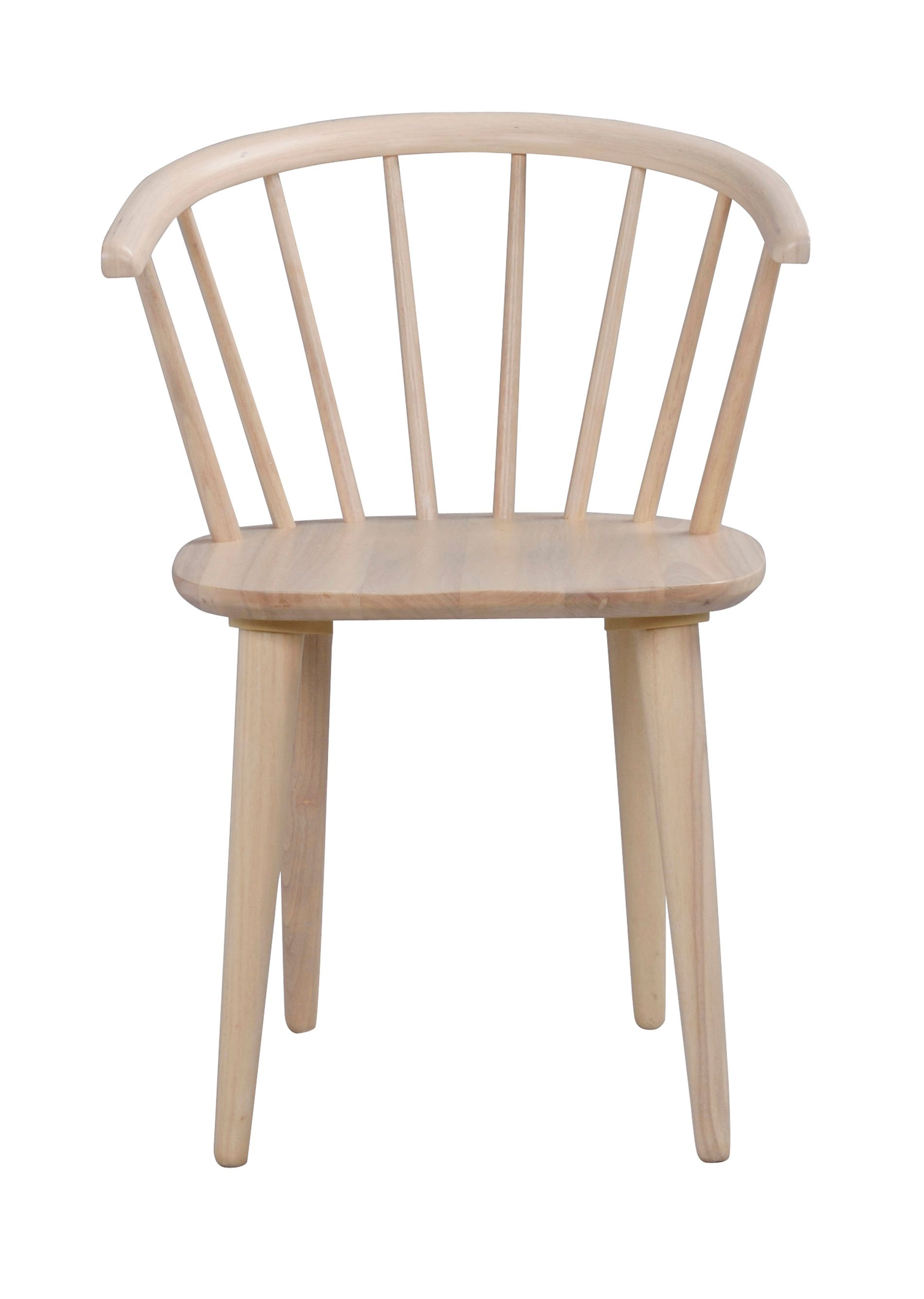 DAWSONE Carmen Whitewash Chair