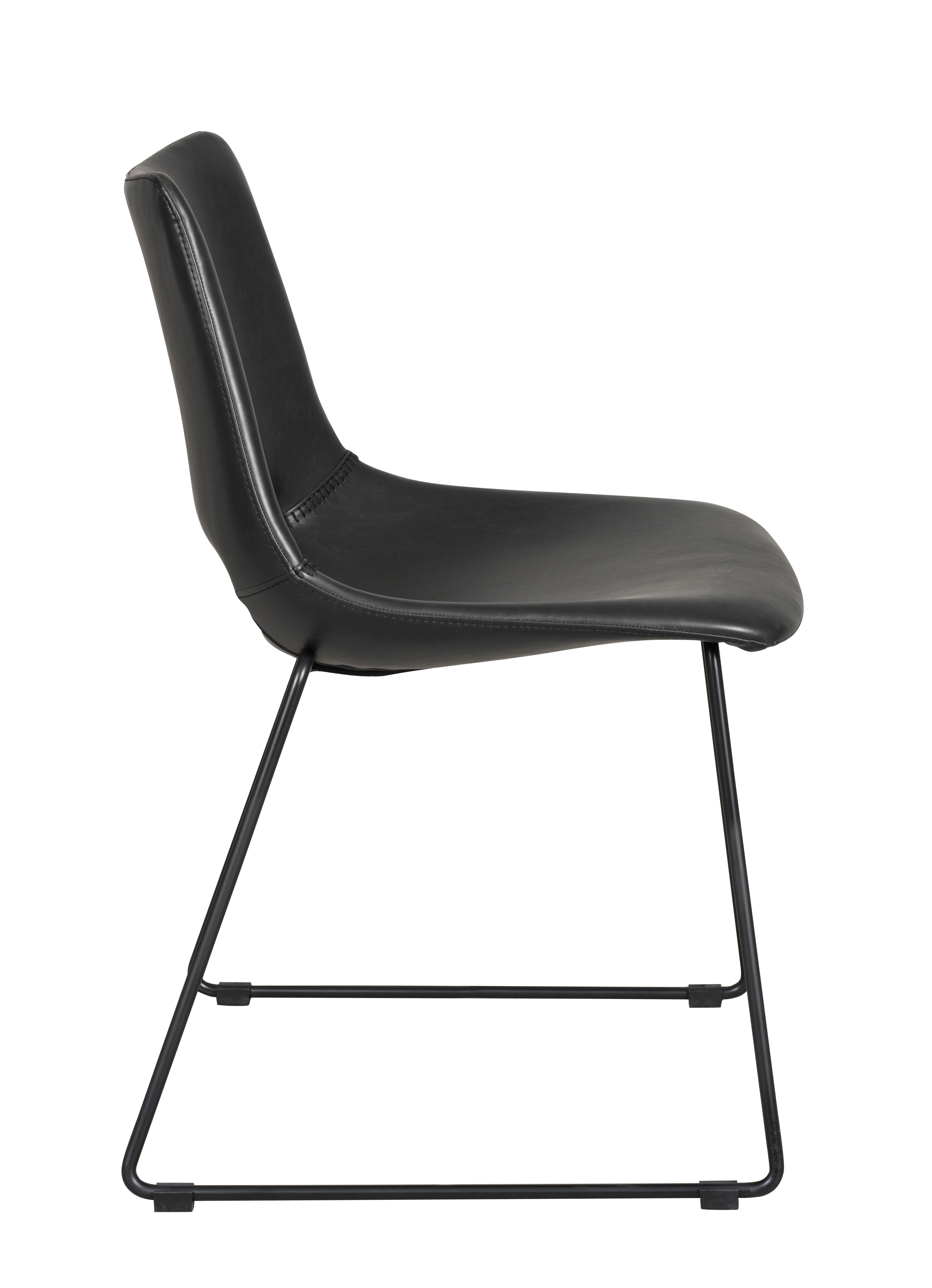 FILIPPA Black Manning Chair