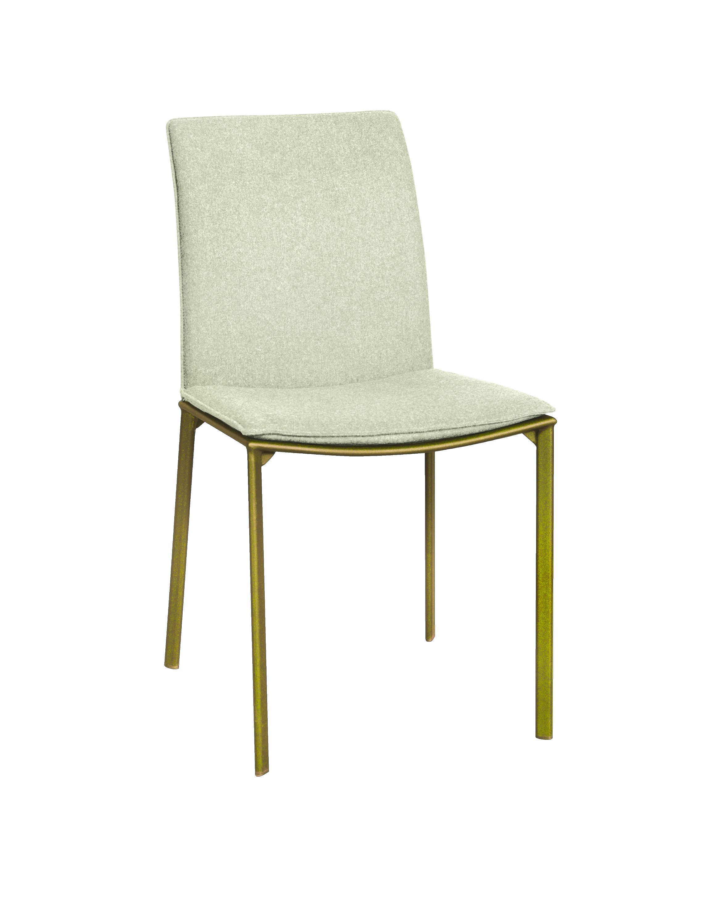 PEPÉ CHAIR Cream Oatmeal Upholstered Chair