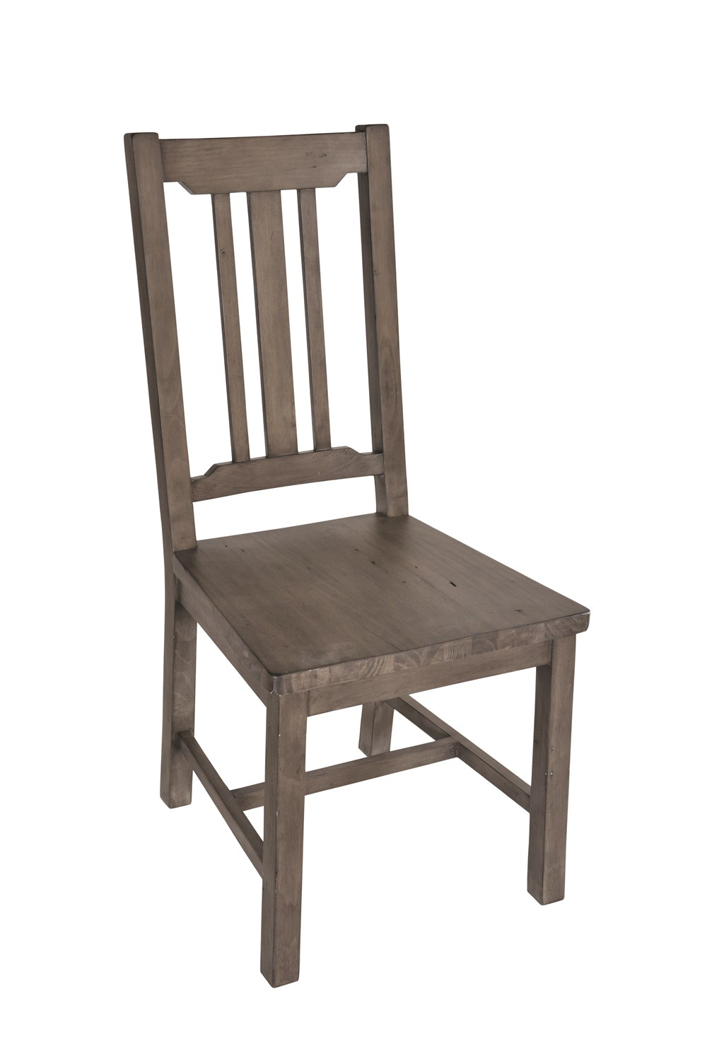 BROUGHTON DINING CHAIR In Grey Finish Timber