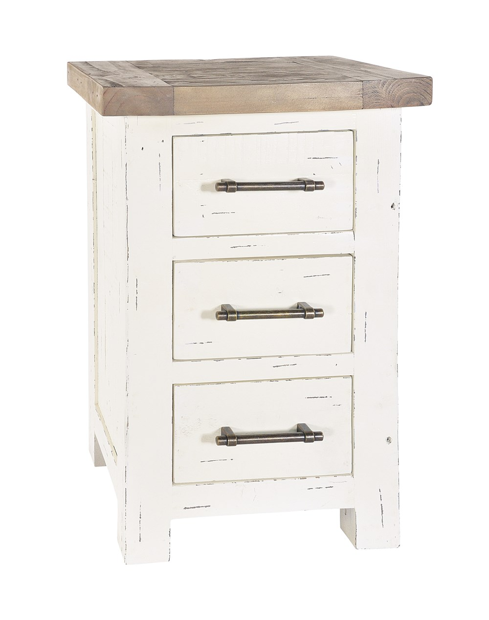 PURBECK 3 Drawer Chest